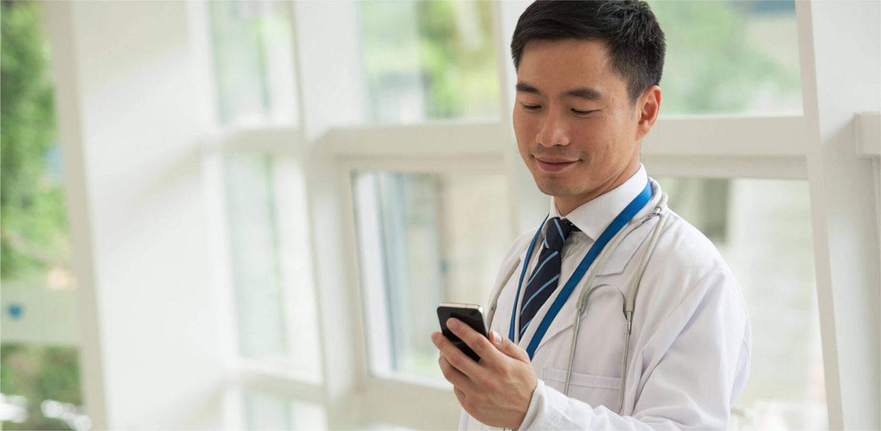 Wireless Blood Pressure Monitor - QardioArm