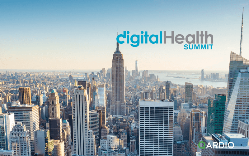 Qardio CTO shares health insights at New York Health Summit