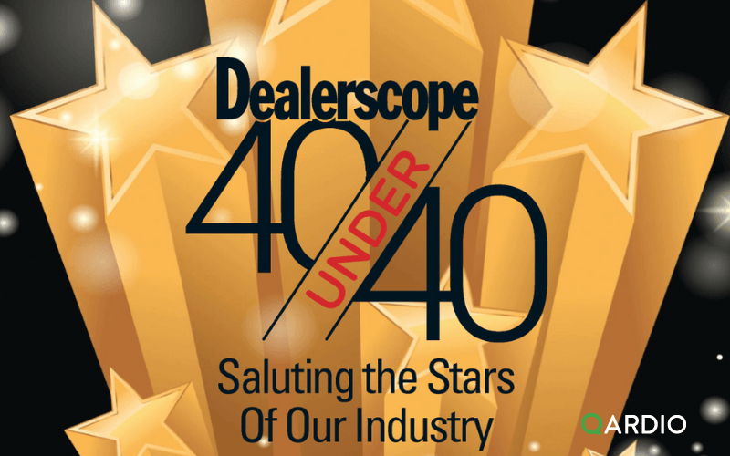 Qardio CEO, Marco Peluso named to Dealerscope's 40 Under 40