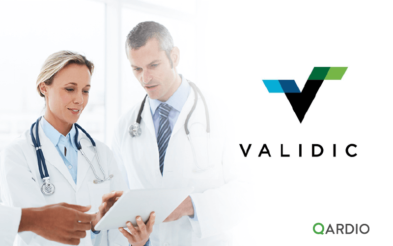 Qardio integrates with Validic