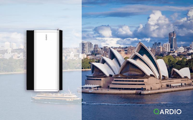 Qardio is entering Australian and New Zealand markets