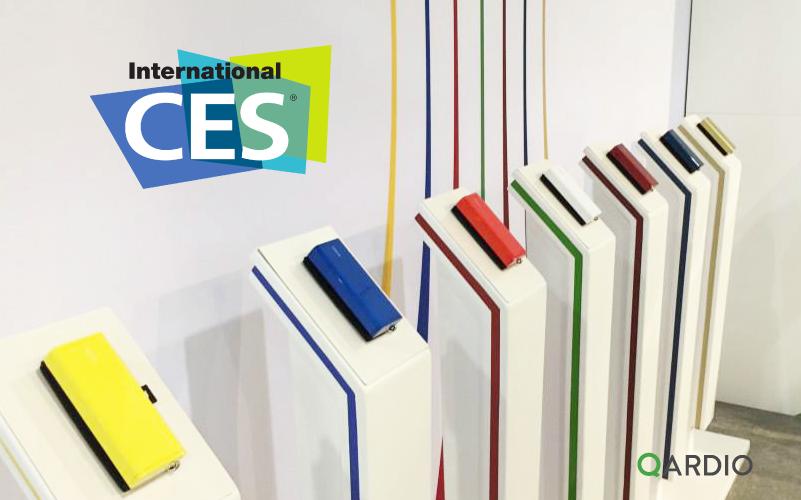 Qardio at the International CES 2015