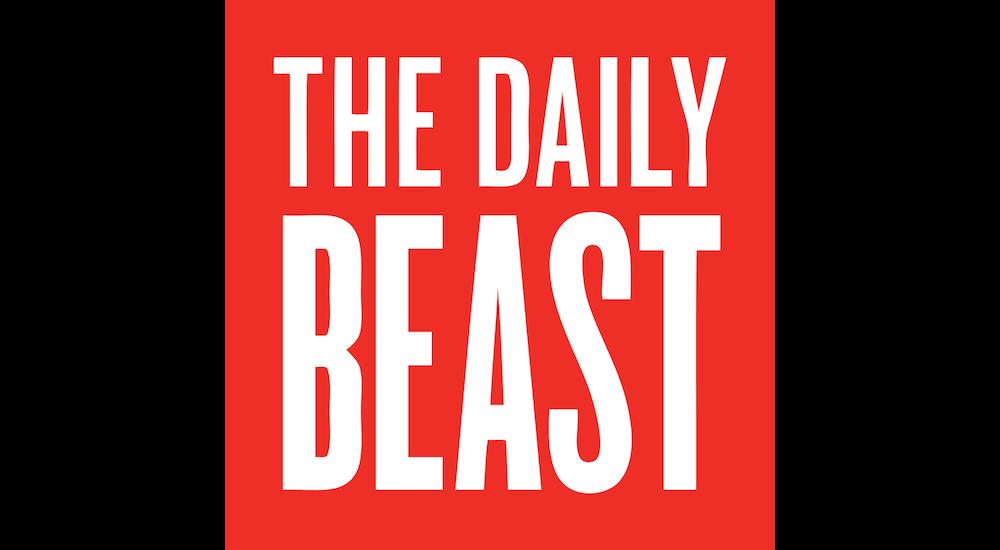 the daily beast logo qardio