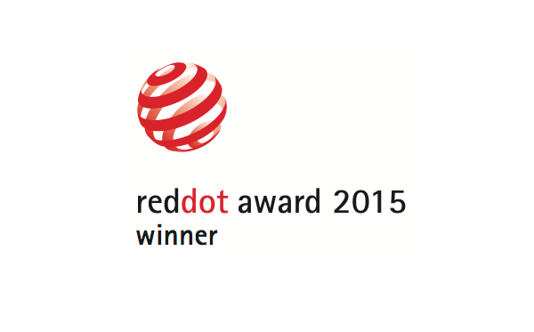 qardiocore honored with a 2015 red dot award qardio. Black Bedroom Furniture Sets. Home Design Ideas