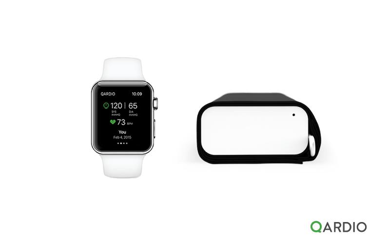 QardioArm is first medical device to work on Apple Watch!