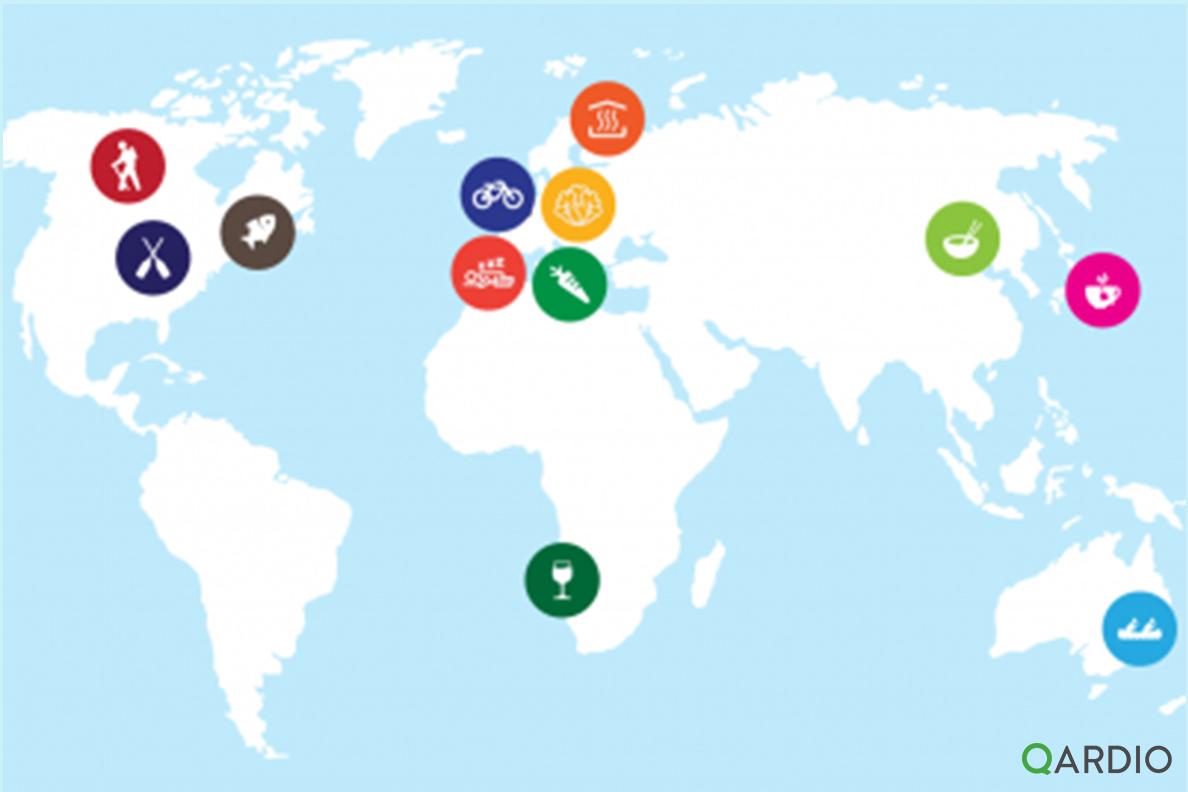 Healthy habits around the world