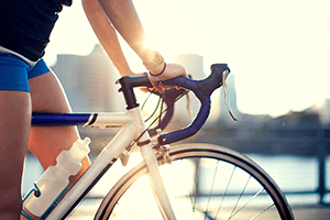 Boost your cardiovascular endurance and HRV in 15 minutes - cycling