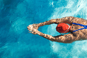 Boost your cardiovascular endurance and HRV in 15 minutes - swimming