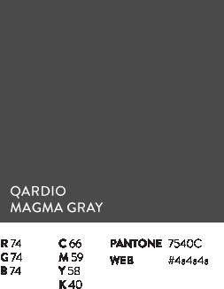 BRAND COLORS - Qardio