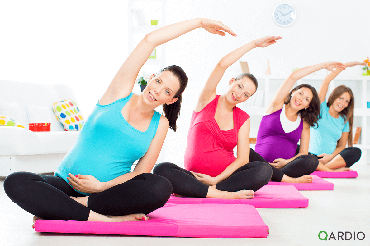 Labor of love: what's the healthiest exercise for the active mom-to-be?