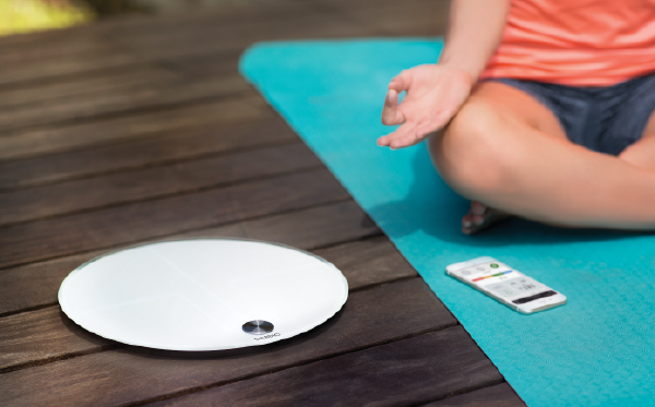 QardioBase Smart Wireless Scale