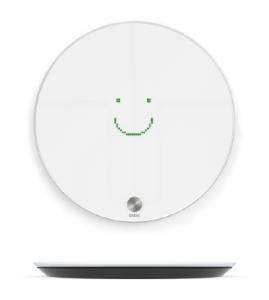 QardioBase has the mode to meet your needs - smiley face
