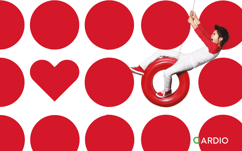 Start taking control of your heart at Target