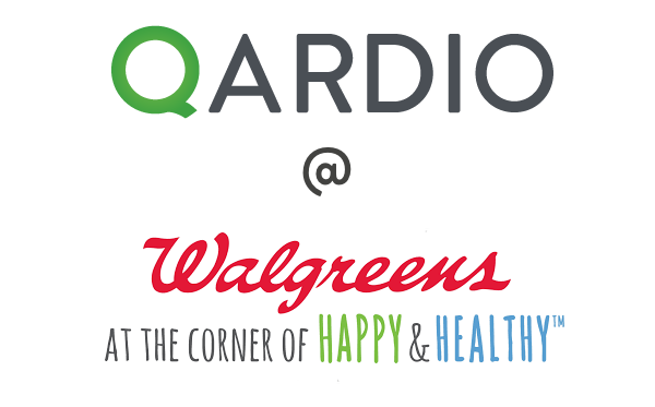 QardioArm at walgreens
