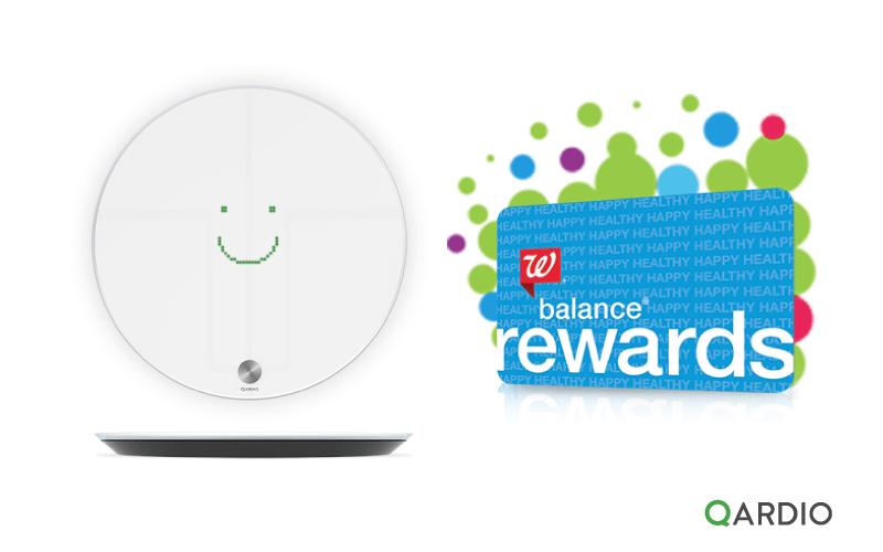 QardioBase Connects With Walgreens Balance Rewards