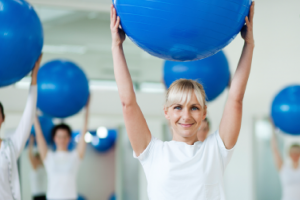 Surprisingly safe exercises for adults over 50 - Pilates