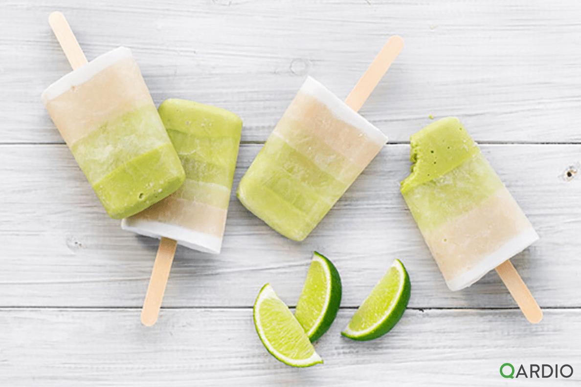 Make dessert heart healthy this summer!