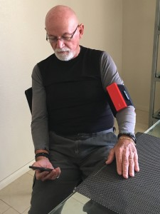 Blood Pressure Cuff QardioArm