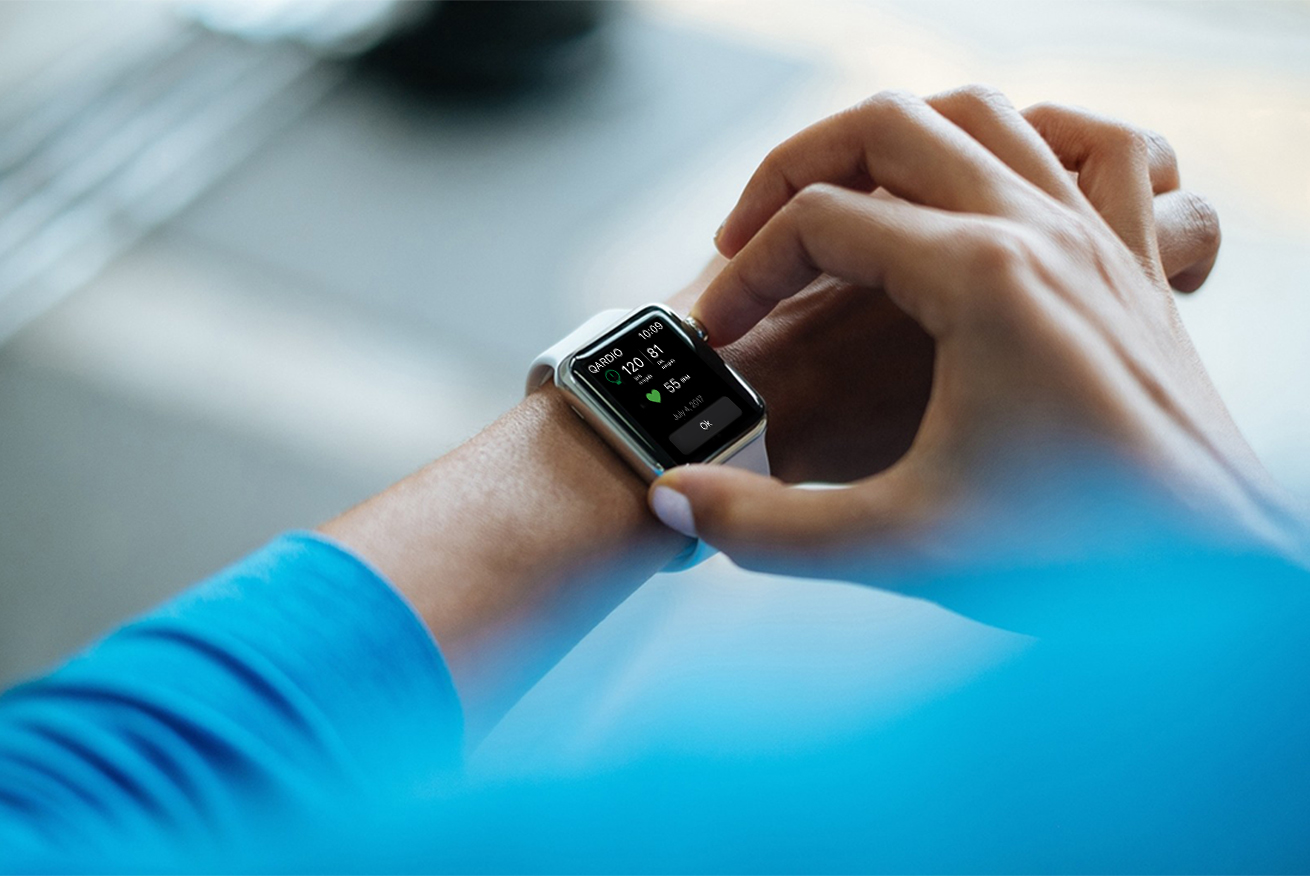 How to measure blood pressure with Apple Watch