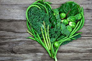 Nutrition food green lettuce foods