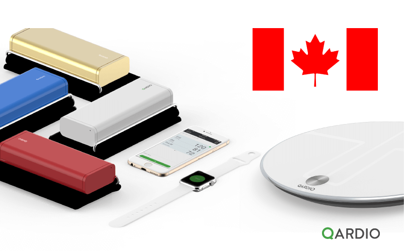 Qardio expands nationwide health campaign to Canada