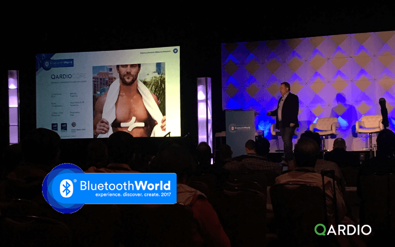 CEO of Qardio to give keynote talk at Bluetooth World 2017