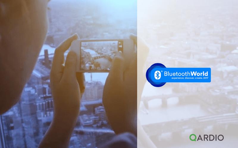 CEO of Qardio to Give Keynote Talk at Bluetooth World 2017