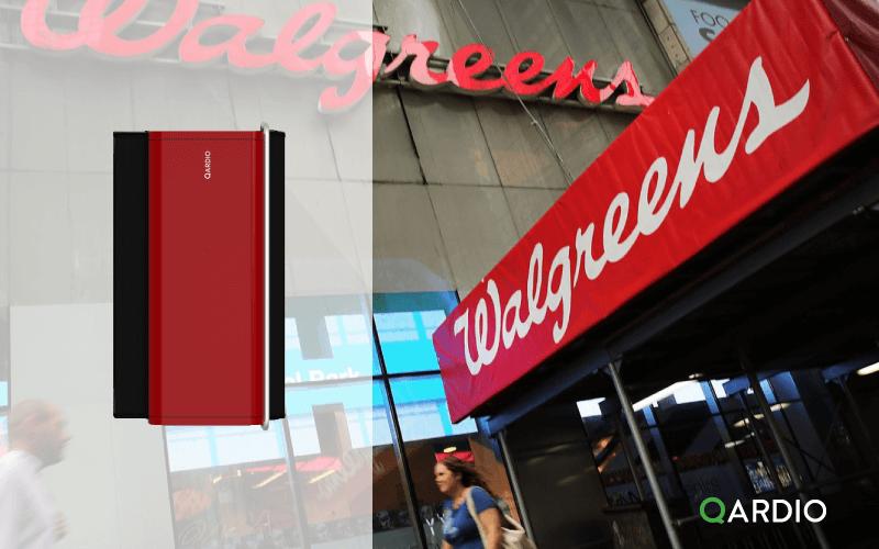 Live happier & healthier with QardioArm at Walgreens