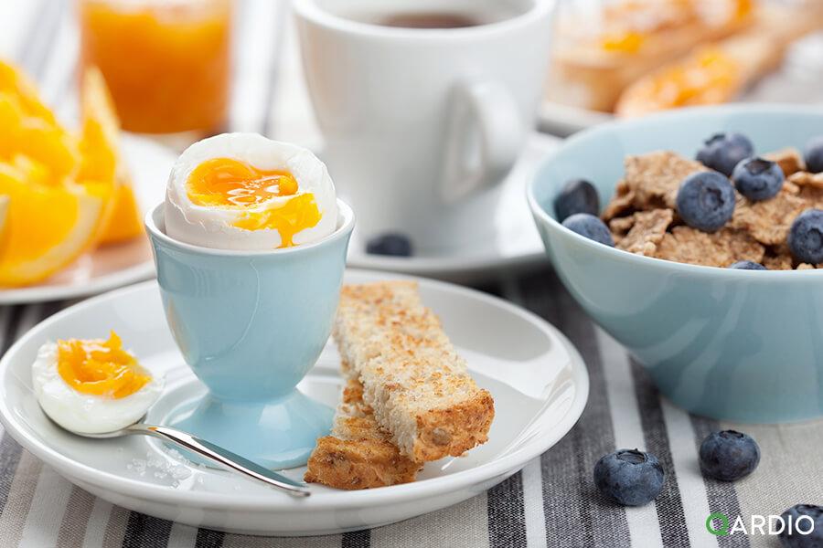 Heart healthy breakfast – which foods lower blood pressure?