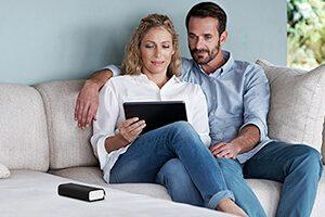 Share QardioArrm smart blood pressure monitor