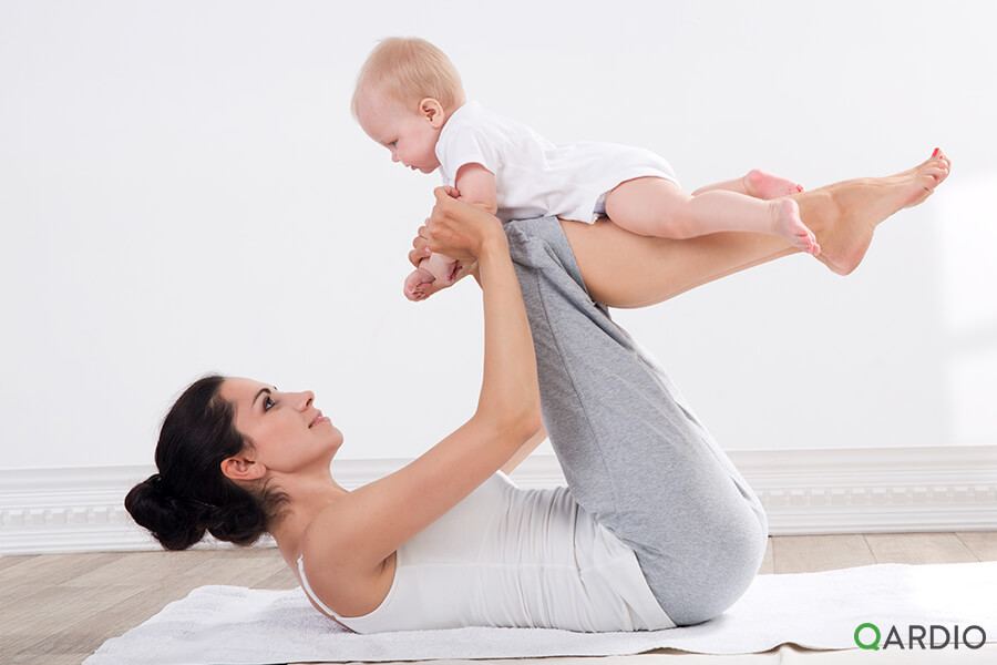 Top tips from the medical community on losing weight after pregnancy