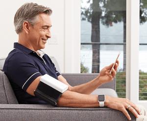 QardioArm blood pressure & blood pressure app