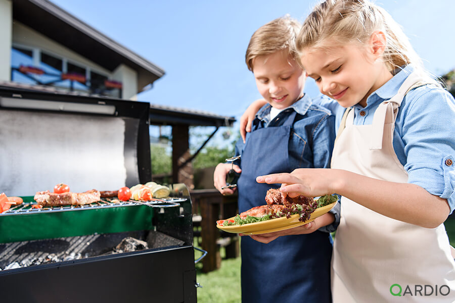 Five Tips for a heart-healthy Labor Day BBQ