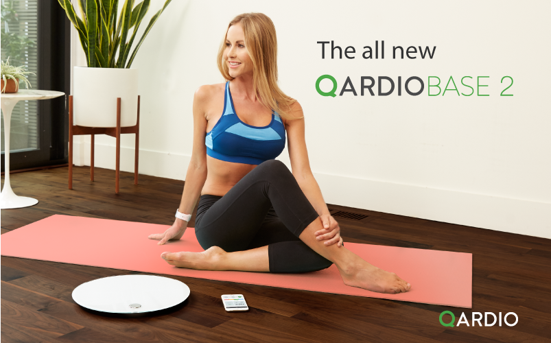 Qardio Unveils QardioBase 2: A New, Enhanced Smart Scale and Body Analyzer