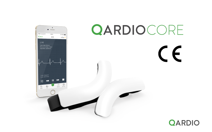 QardioCore receives CE Mark and starts shipping in UK and EU