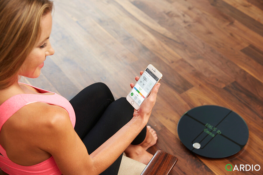 Get more with QardioBase and MyFitnessPal Integration