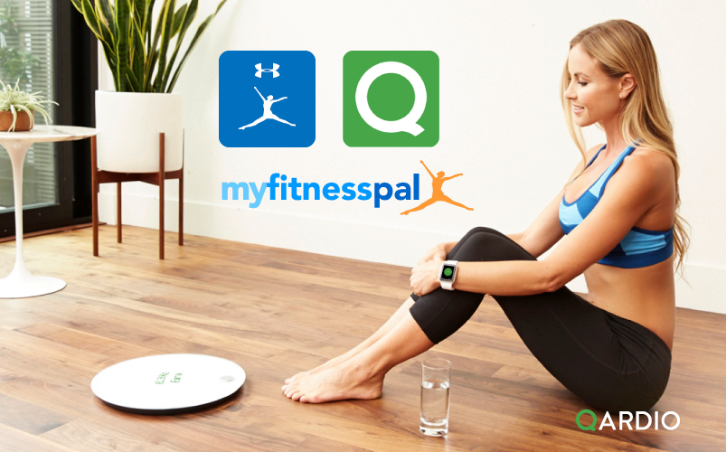 Qardio and MyFitnessPal partner to help users achieve health goals