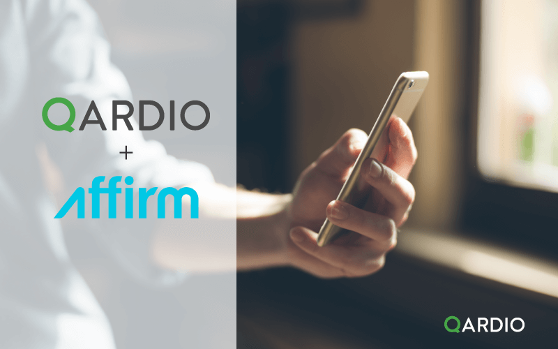 Qardio partners with Affirm to make heart health affordable for all
