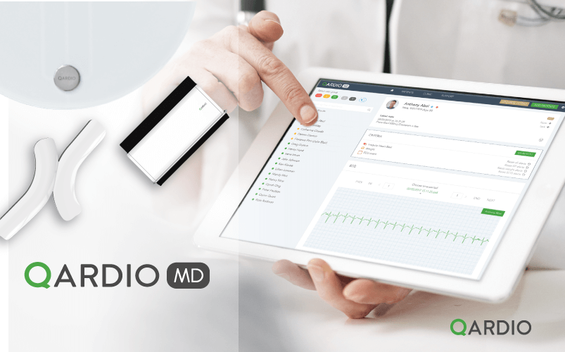 Qardio brings its platform to doctors interested in billing for remote care