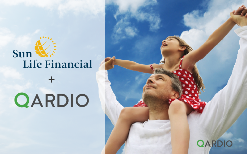 Qardio expands presence in Canada with partnership with Sun Life Canada