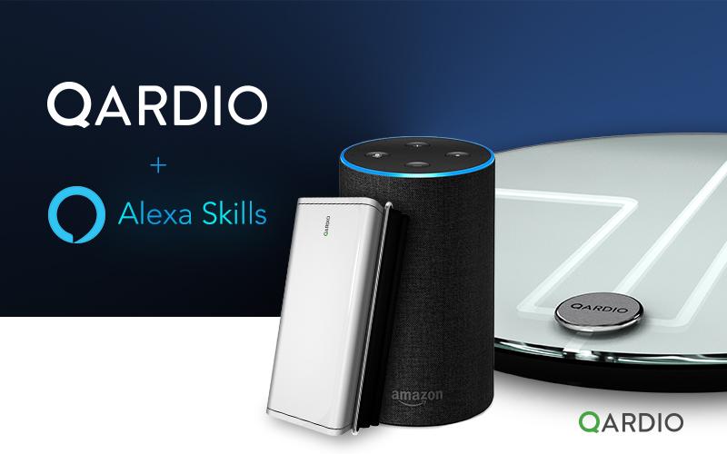 Introducing Amazon Alexa Skills for Qardio