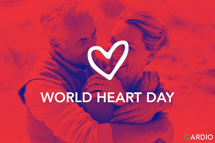 Six changes you can make for a stronger heart this World Heart Day