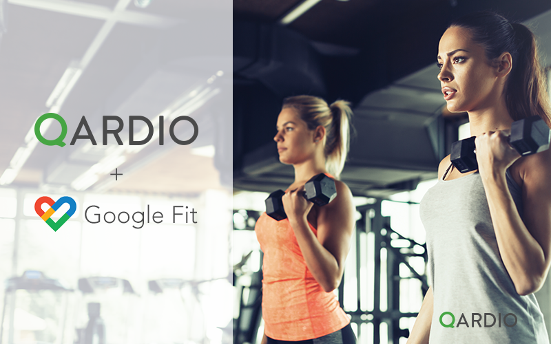 QardioArm now integrated with Google Fit