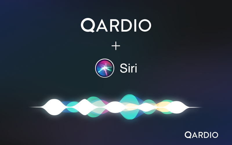 Qardio adds Siri integration