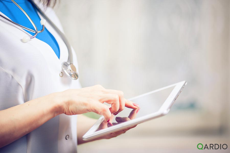 Remote patient monitoring as part of CCM