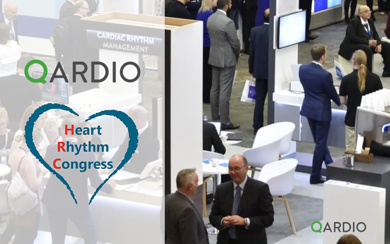 Qardio to exhibit at Heart Rhythm Congress 2019