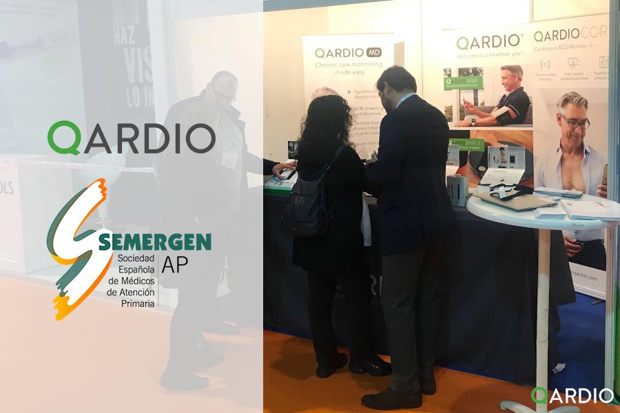 Qardio to exhibit at Congreso Nacional Semergen