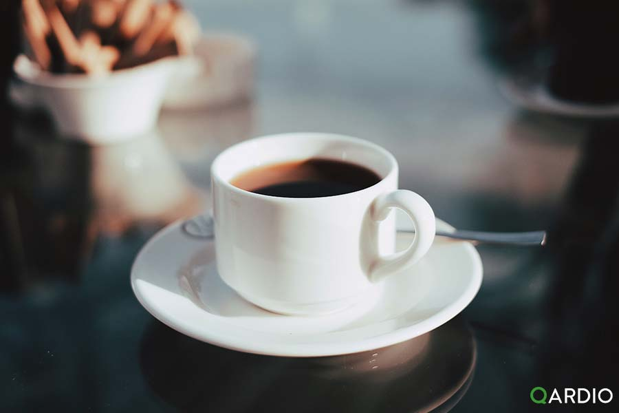 How does coffee affect your blood pressure?