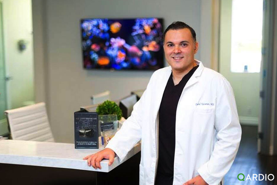 Dr David Nazarian gives his advice to keep your heart healthy