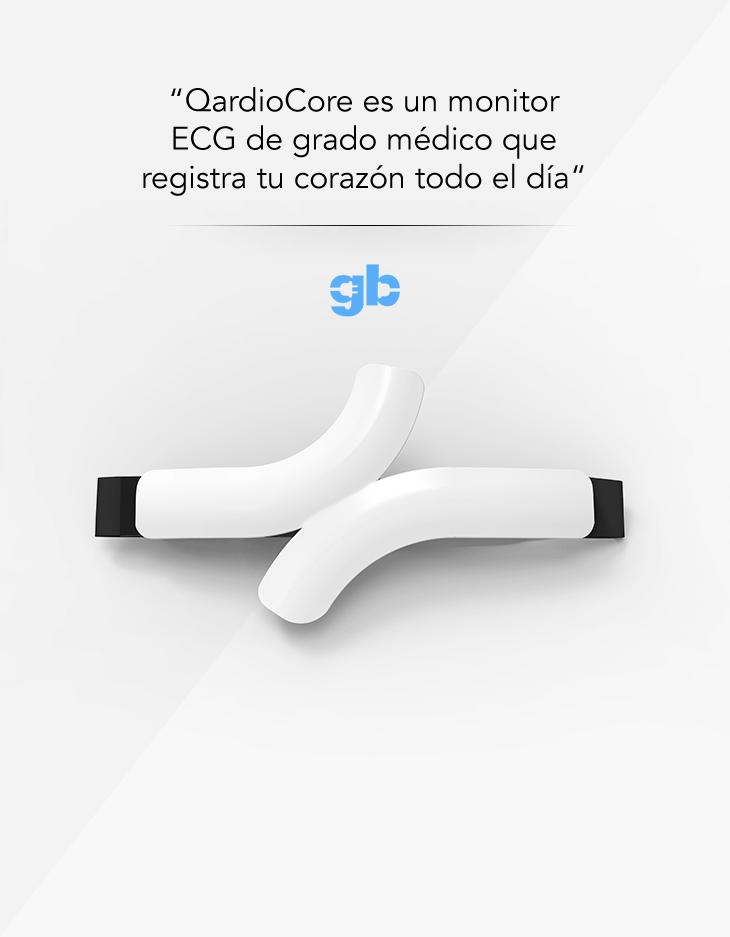 QardioCore - Wireless ECG Monitor